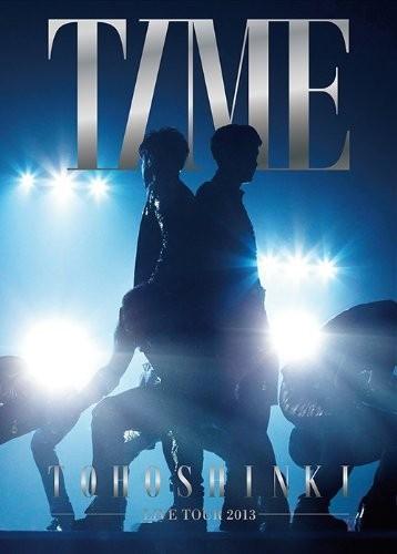 東方神起 LIVE TOUR 2013〜TIME〜 (初回限定盤)