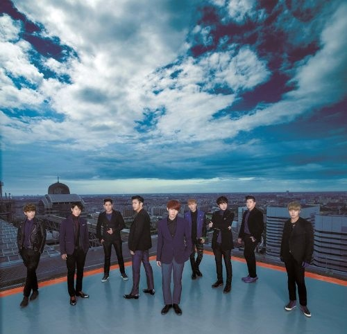 SUPER JUNIOR WORLD TOUR SUPER SHOW5 in JAPAN/SUPER JUNIOR (初回限定盤)