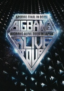 BIGBANG ALIVE TOUR 2012 IN JAPAN SPECIAL FINAL IN DOME-TOKYO DOME 2012.12.05-/BIGBANG (2枚組)