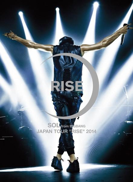 SOL JAPAN TOUR'RISE'2014/SOL(初回限定盤)