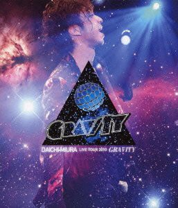 DAICHI MIURA LIVE TOUR 2010 〜GRAVITY〜/三浦大知 (ブルーレイディスク)