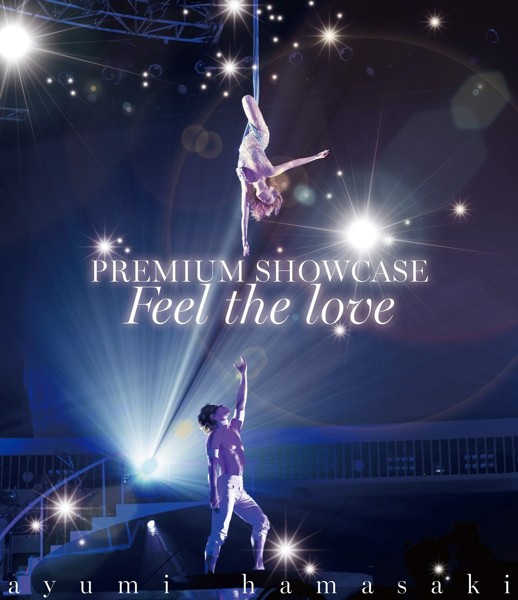 ayumi hamasaki PREMIUM SHOWCASE〜Feel the love〜/浜崎あゆみ (ブルーレイディスク)
