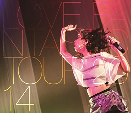 LOVE FANTASTIC TOUR 2014〜おぉーつかあいはまほぉーつかぁい〜/大塚愛 (ブルーレイディスク)
