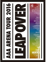 AAA ARENA TOUR 2016-LEAP OVER-/AAA(初回生産限定盤 ブルーレイディスク)