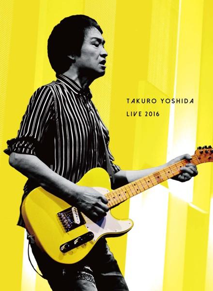 吉田拓郎 LIVE 2016/吉田拓郎(CD付 ブルーレイディスク)