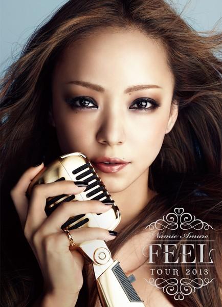 namie amuro FEEL tour 2013 (ブルーレイディスク)