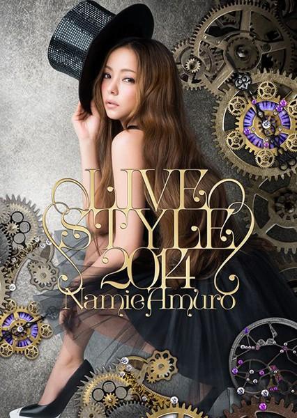 namie amuro LIVE STYLE 2014/安室奈美恵(豪華盤 ブルーレイディスク)