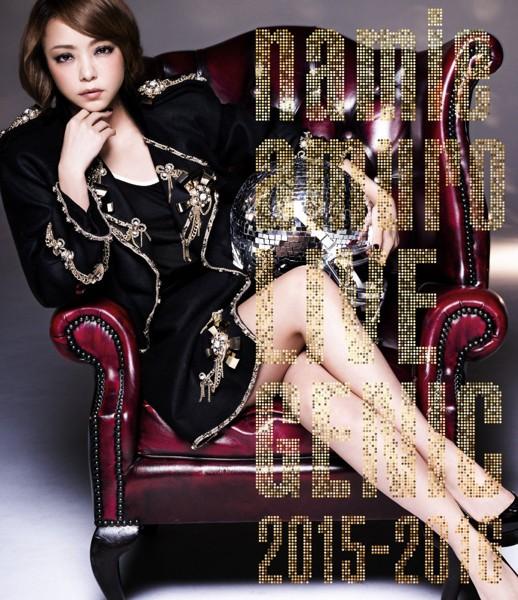 namie amuro LIVEGENIC 2015-2016/安室奈美恵 (ブルーレイディスク)
