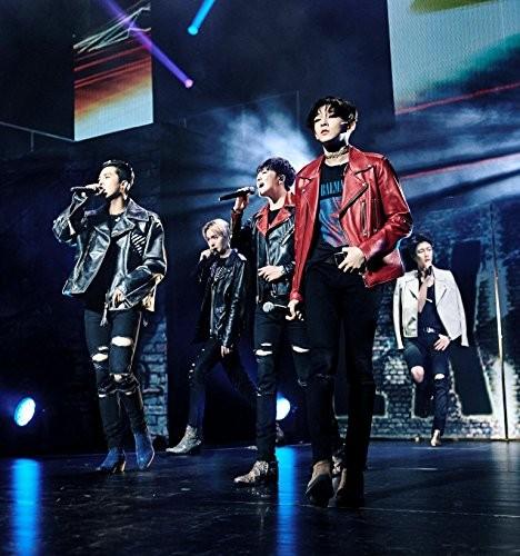 2016 WINNER EXIT TOUR IN JAPAN/WINNER (初回生産限定盤 ブルーレイディスク)