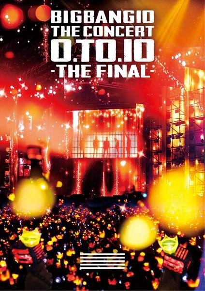 BIGBANG10 THE CONCERT:0.TO.10-THE FINAL-/BIGBANG (ブルーレイディスク)