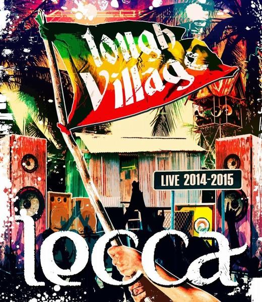lecca LIVE 2014-2015 tough Village/lecca (ブルーレイディスク)