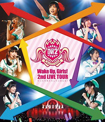 Wake Up,Girls! 2nd LIVE TOUR 行ったり来たりしてごめんね!