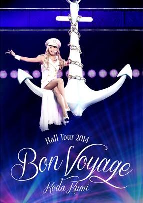 Koda Kumi Hall Tour 2014〜Bon Voyage〜/倖田來未