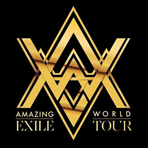 EXILE LIVE TOUR 2015 'AMAZING WORLD'/EXILE(3枚組)