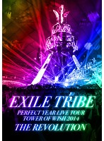 EXILE TRIBE PERFECT YEAR LIVE TOUR TOWER OF WISH 2014 ~THE REVOLUTION~ 超豪華盤/EXILE TRIBE(初回生産限定 ブルーレイディスク)