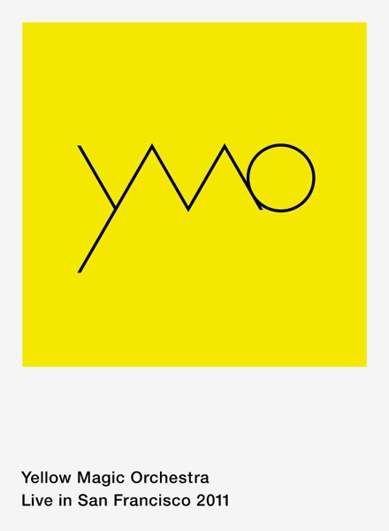 Yellow Magic Orchestra Live in San Francisco 2011/Yellow Magic Orchestra (ブルーレイディスク)
