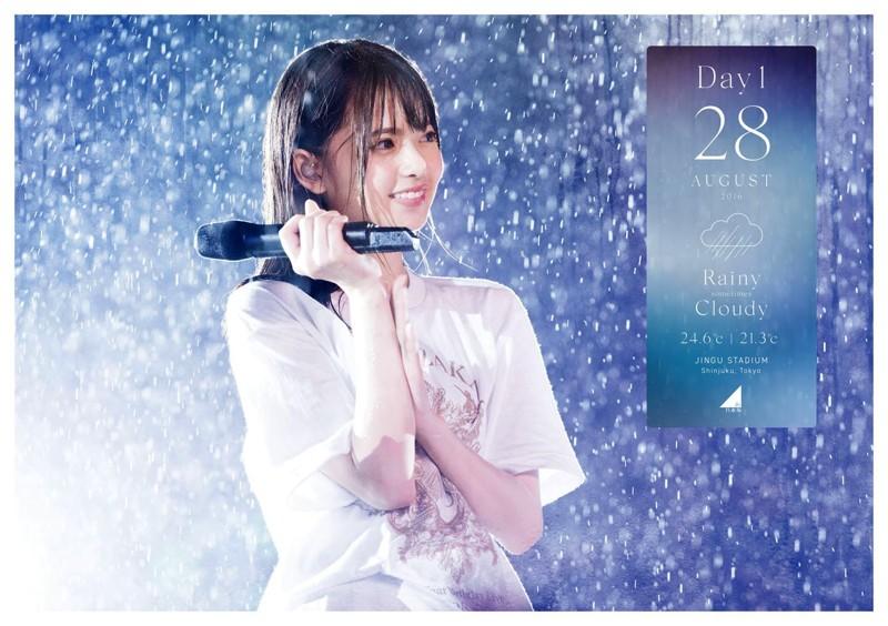 乃木坂46 4th YEAR BIRTHDAY LIVE 2016.8.28-30 JINGU STADIUM Day1/乃木坂46