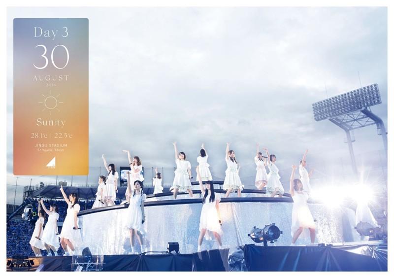 乃木坂46 4th YEAR BIRTHDAY LIVE 2016.8.28-30 JINGU STADIUM Day3/乃木坂46