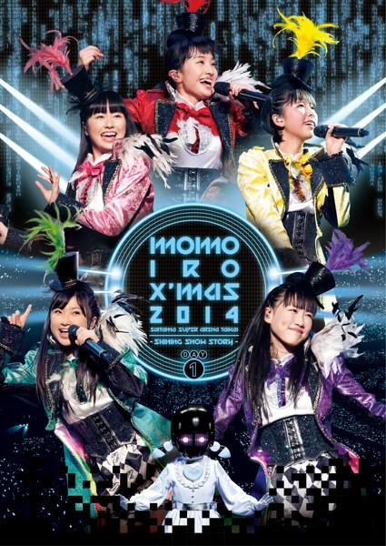 ももいろクリスマス2014 さいたまスーパーアリーナ大会〜Shining Snow Story〜Day1 LIVE