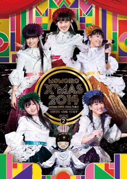 ももいろクリスマス2014 さいたまスーパーアリーナ大会〜Shining Snow Story〜Day2 LIVE