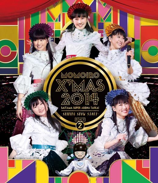 ももいろクリスマス2014 さいたまスーパーアリーナ大会〜Shining Snow Story〜Day2 LIVE (ブルーレイディスク)