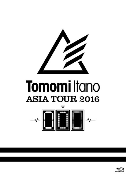 Tomomi Itano ASIA TOUR 2016【OOO】LIVE/板野友美 (ブルーレイディスク)