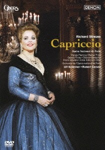 オペラ・クレスタ DENON DVD コレクション R.シュトラウス:歌劇《カプリッチョ》パリ・オペラ座2004年