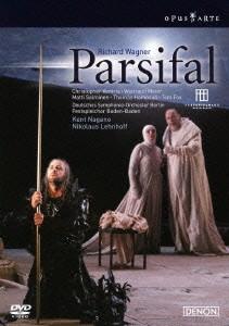 ワーグナー舞台神聖祝祭劇《パルジファル》バーデン・バーデン祝祭劇場2004