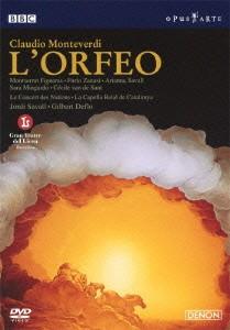 リセウ大歌劇場2002 モンテヴェルディ:歌劇《オルフェオ》