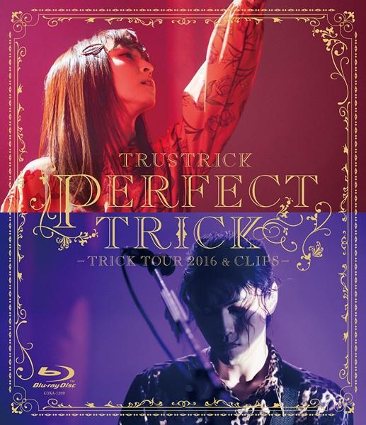 TRUSTRICK TRICK TOUR&CLIPS/TRUSTRICK (ブルーレイディスク)