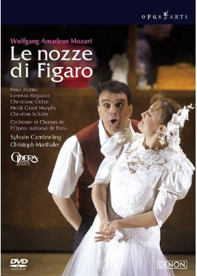 モーツァルト 歌劇《フィガロの結婚》 パリ・オペラ座2006