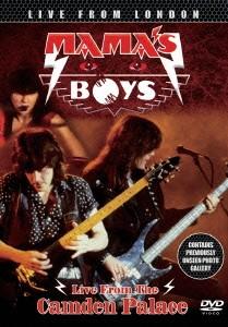 電撃三銃士オン・ステージ:ライヴ・イン・ロンドン1985/ママズ・ボーイズ