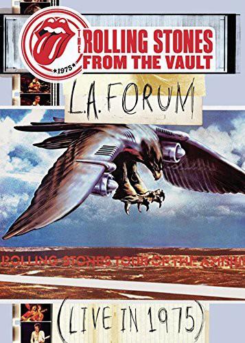 ストーンズ〜L.A.フォーラム〜ライヴ・イン 1975/ザ・ローリング・ストーンズ(初回限定盤)