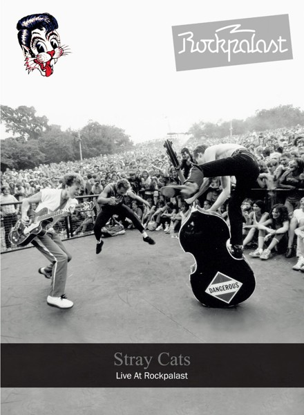 ライヴ・アット・ロックパラスト 1981&1983/ストレイ・キャッツ(初回限定盤)