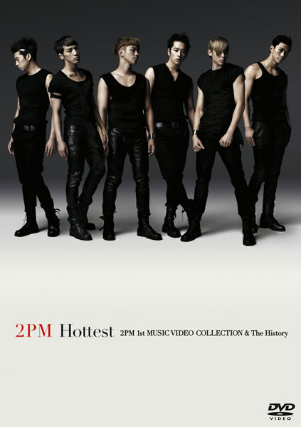 Hottest 〜2PM 1st MUSIC VIDEO COLLECTION & The History〜/2PM