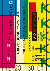 2015-2016 Concert KinKi Kids/KinKi Kids