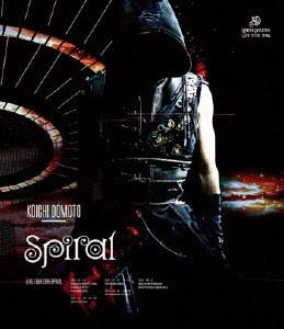 KOICHI DOMOTO LIVE TOUR 2015 Spiral/堂本光一 (ブルーレイディスク)