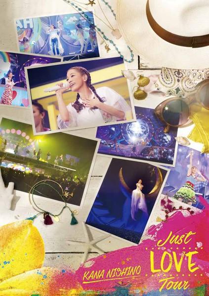 Just LOVE Tour/西野カナ(初回仕様限定盤)