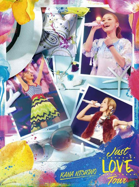 Just LOVE Tour/西野カナ(初回生産限定盤 ブルーレイディスク)