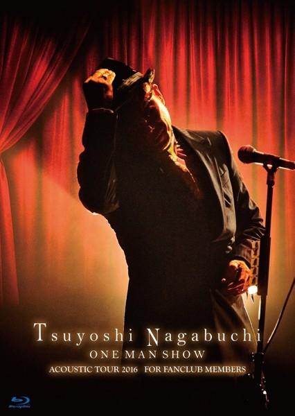 Tsuyoshi Nagabuchi ONE MAN SHOW/長渕剛 (ブルーレイディスク)