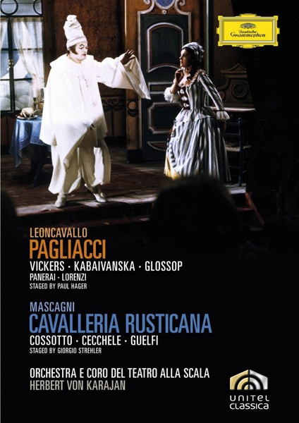 マスカーニ:歌劇「カヴァレリア・ルスティカーナー」/レオンカヴァッロ:歌劇「道化師」(期間限定生産)