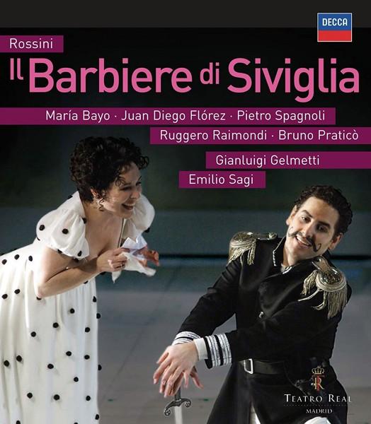 ロッシーニ:歌劇「セビリャの理髪師」 (ブルーレイディスク)