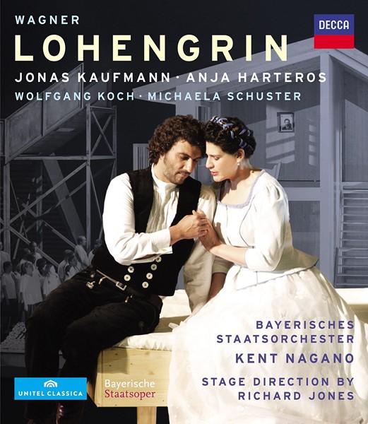 ワーグナー:歌劇「ローエングリン」 (ブルーレイディスク)