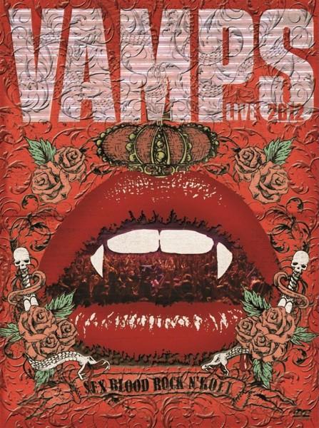 VAMPS LIVE 2012/VAMPS (初回限定生産)