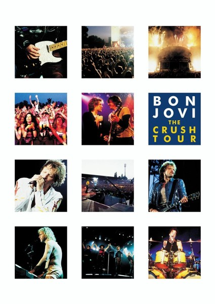 THE CRUSH TOUR 2000 ライヴ・イン・チューリッヒ/ボン・ジョヴィ(期間限定)
