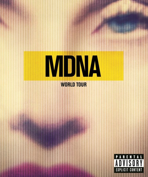 MDNA ワールド・ツアー/マドンナ (ブルーレイディスク)