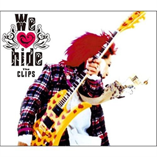We love hide〜The CLIPS〜+1/hide (ブルーレイディスク)