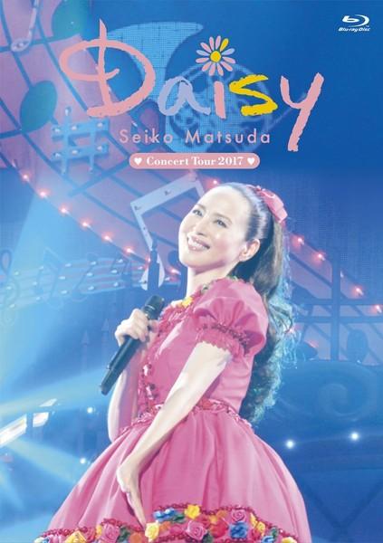 Seiko Matsuda Concert Tour 2017「Daisy」/松田聖子 (初回限定盤 ブルーレイディスク)