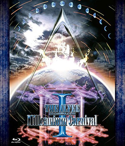 THE ALFEE 18th Summer A.D.1999 Millennium Carnival I/THE ALFEE (ブルーレイディスク)