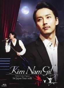 Kim Nam Gil 1st Japan Tour With 赤と黒/キム・ナムギル (ブルーレイディスク)